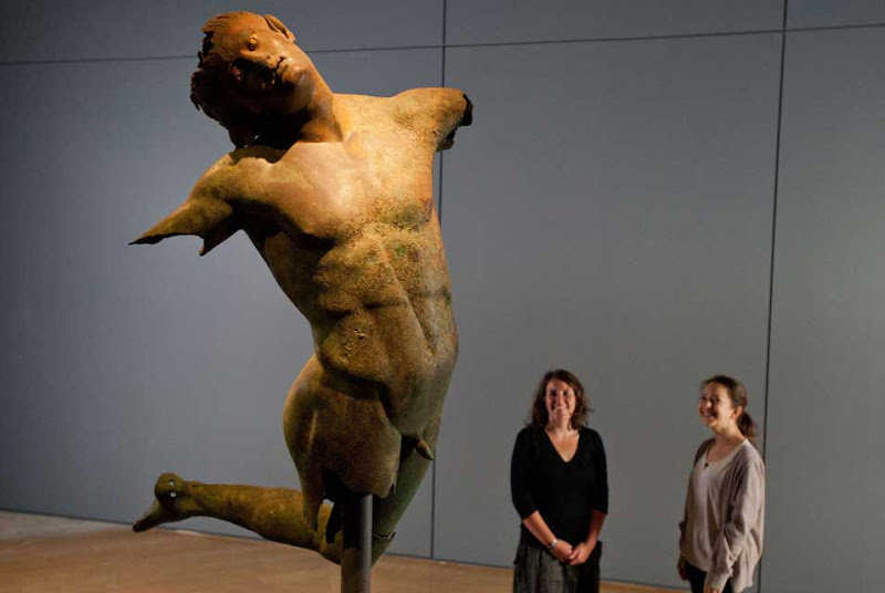 Landmark exhibition at the Royal Academy of Arts celebrates 5,000 years of bronze