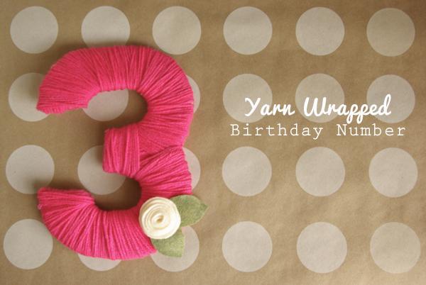 Cyfry DIY - rocznica, urodziny, pomysł na dekorację Eco Manufaktura