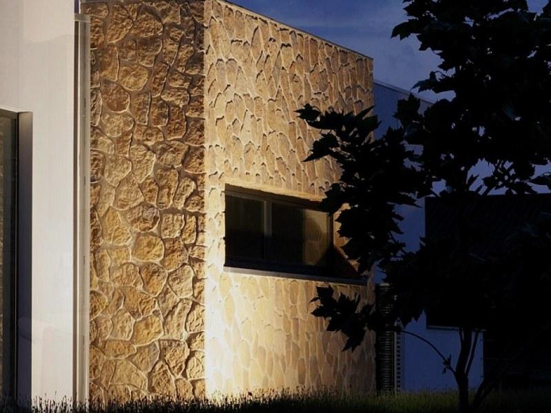 Fachadas con piedras ideas para decorar dise ar y - Fachadas de piedra fotos ...