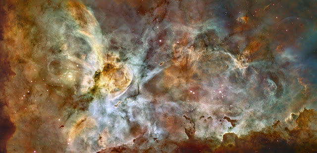 Carina Nebula Wallpaper HD