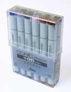 Copic Europe Candy