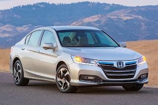 2014 Honda Accord Plug-In Hybrid Review