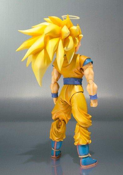 S.H.Figuarts Super Saiyan 3 Son Goku
