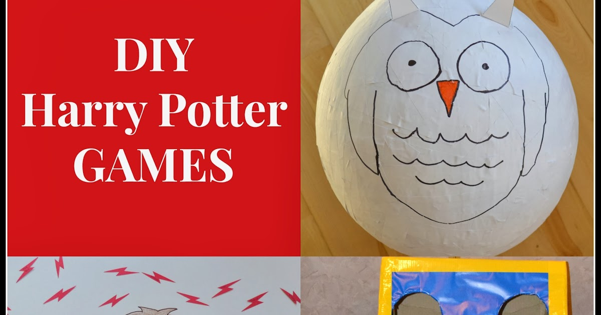 East Coast Mommy Harry Potter Party Games