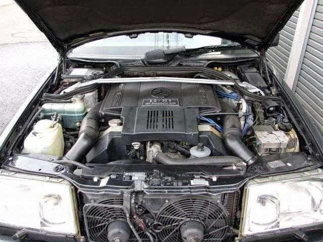 w124 engine
