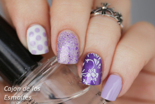 orquidea radiante moyou london stamping estampado