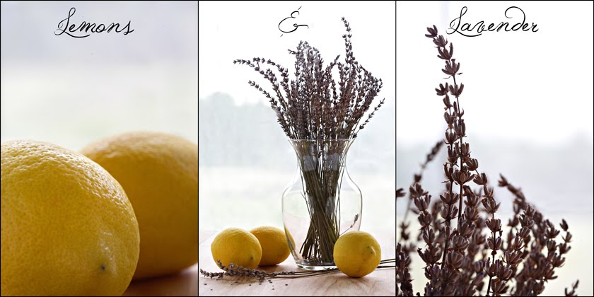 Lemons and Lavender