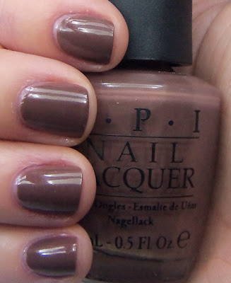 OPI Wooden Shoe Like to Know? Swatch