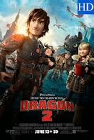 poster de Como Entrenar a tu Dragón 2