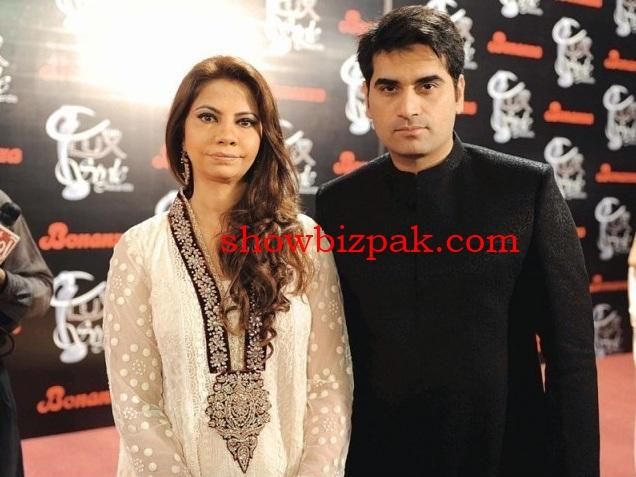 Humayun Saeed wife Samina