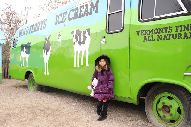 Ben & Jerry's Truck | Waterbury, Vermont | Chichi Mary
