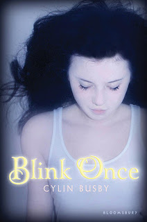 Teaser Tuesday (11): Blink Once by Cylin Busby
