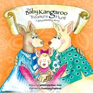 The Baby Kangaroo Treasure Hunt, a gay parenting story
