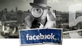 falando mal do trabalho no facebook