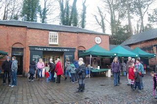 Christmas Fayre at Quarry Bank Mill