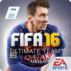 Game FIFA 16 Ultimate Team V1.1.0 Apk + Data