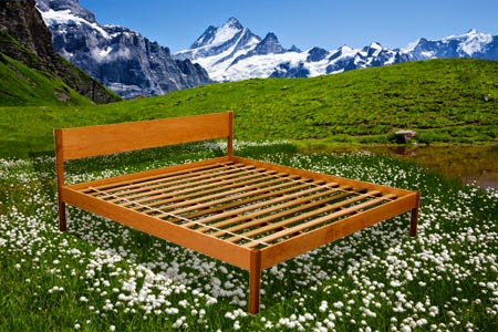 Natural Bed Frames