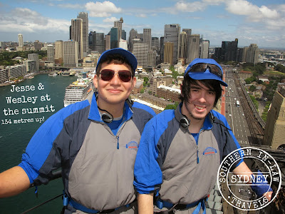 Sydney Harbour Bridge Climb Review - Must Do in Sydney