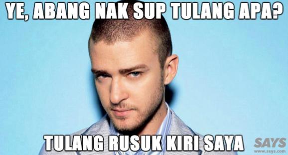 #PickUpLineRamadhan