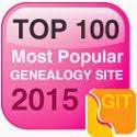 Irish Genealogy News: a Top 100 site!