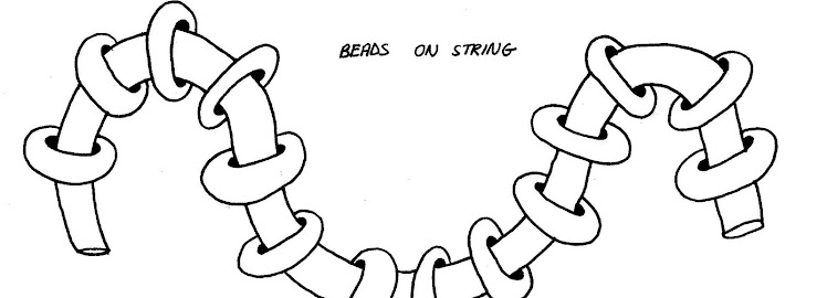 """""""Beads on a String"""" pattern"""