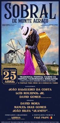 Sobral de Monte Agraço- Festival Taurino 2018
