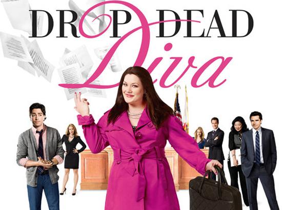 Dear book s ries drop dead diva - Jane drop dead diva ...