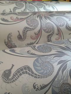 Judit Gueth Seahorse Wallpaper