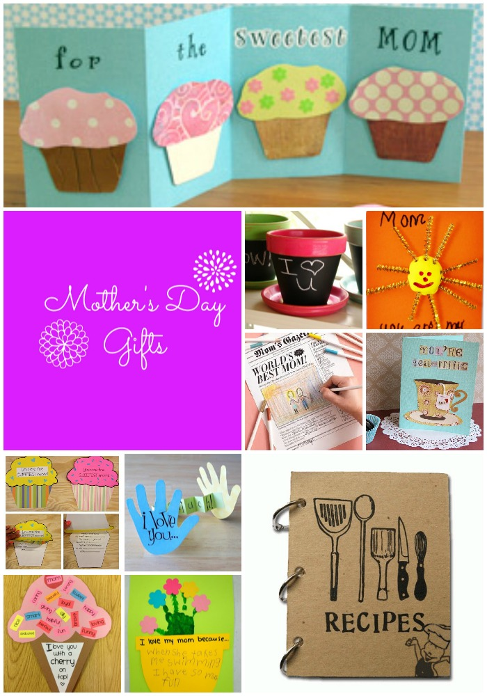 All things katie marie mother 39 s day gifts crafts for Things to do on mother s day at home