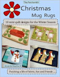 CHRISTMAS MUG RUGS via Amazon.com