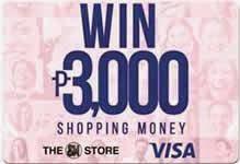 Metrobank Credit Card Promo, Visa, SM store