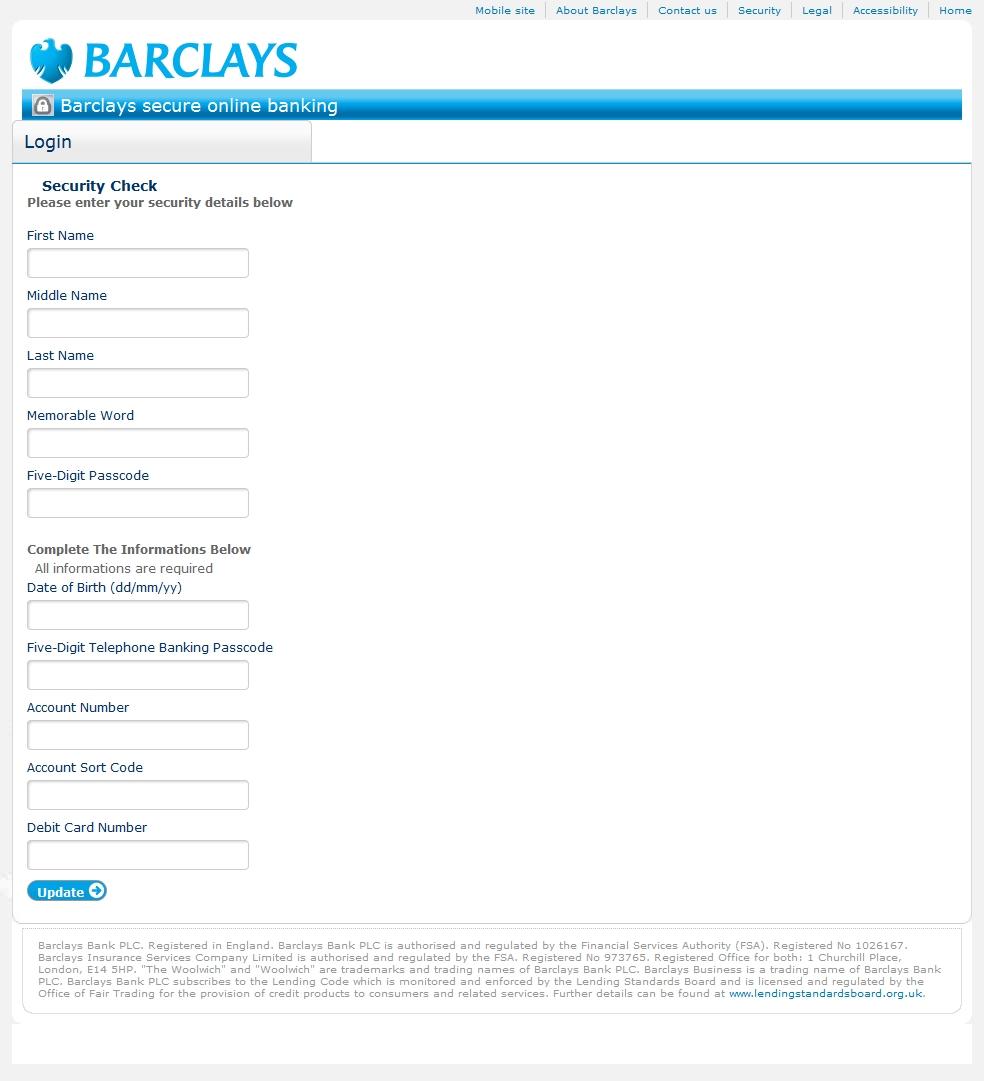 Dotr: PHISH - Barclays 101012