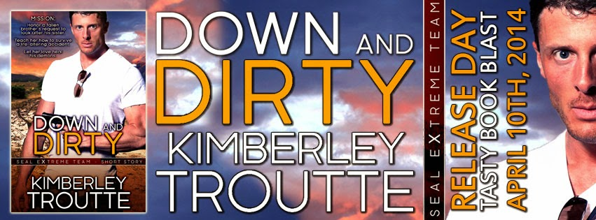Down and Dirty Giveaway Ends 4/16