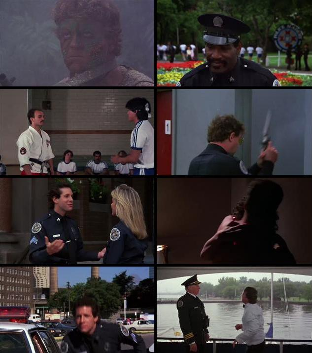 Police Academy 3 Back In Training 1986 Dual Audio Hindi 720p BluRay