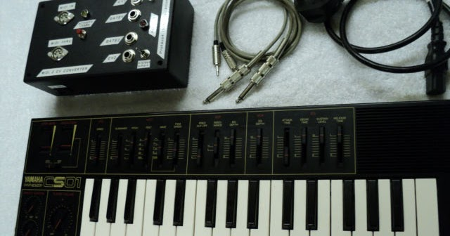 Matrixsynth yamaha cs01 vintage mono synth with midi for Classic house synths