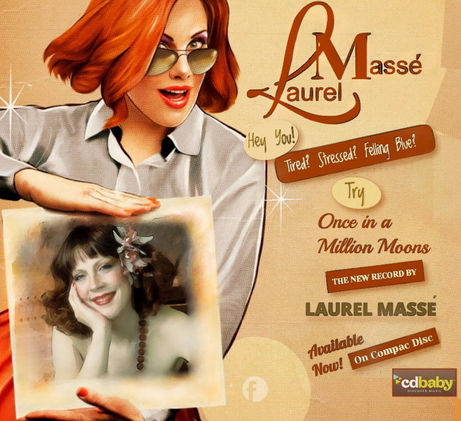 LAUREL MASSÉ FANSITE