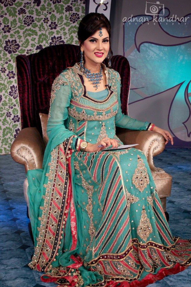 Fiza Ali Fashion TV Collections