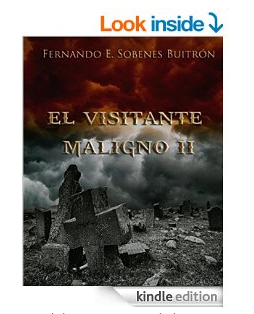 """""""EL VISITANTE MALIGNO II"""""""