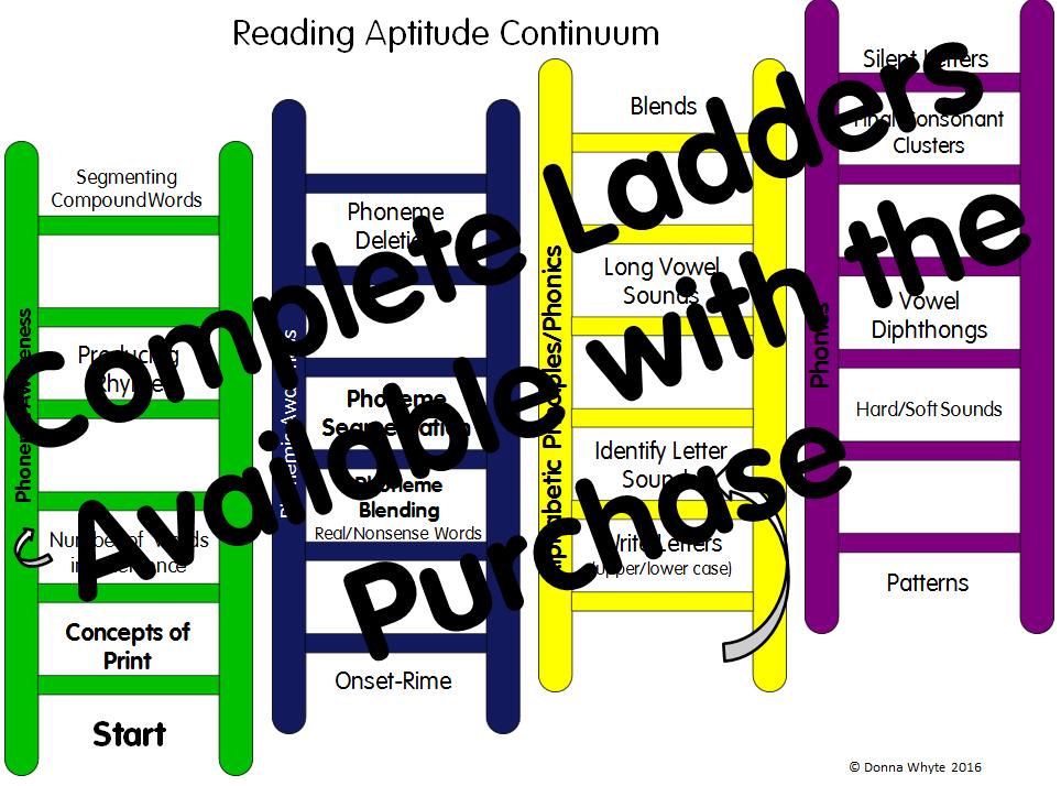 TheSmartieBlog: Reading Aptitude Continuum