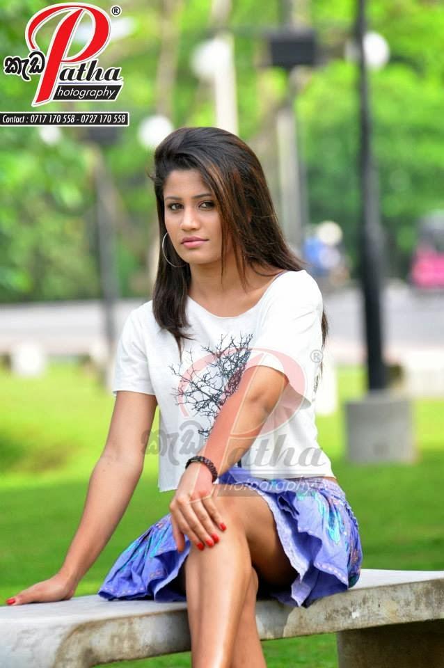 Oshadi Himasha hot sri lankan model