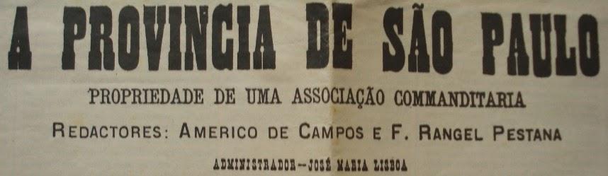 O jornal mais antigo do Brasil!
