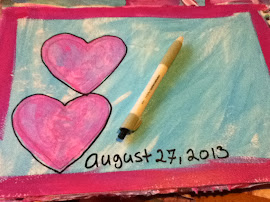 Art Journaling.......it helps :) !