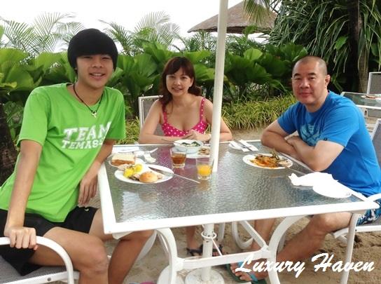 hardrock hotel penang pizzeria blogger review