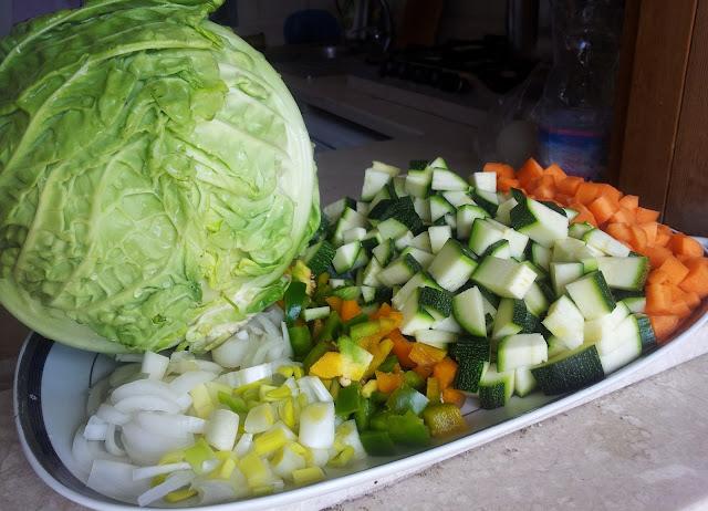 verdure-per-gli-involtini-di verza