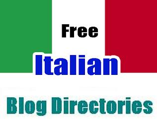 Free Italian Blog Directories