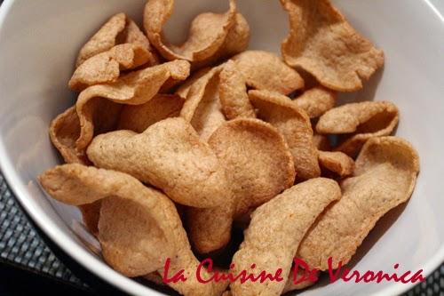 La Cuisine De Veronica AirFryer 炸蝦片
