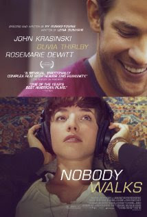 Nobody Walks (2012 – Jane Levy, Dylan McDermott and Rosemarie DeWitt)