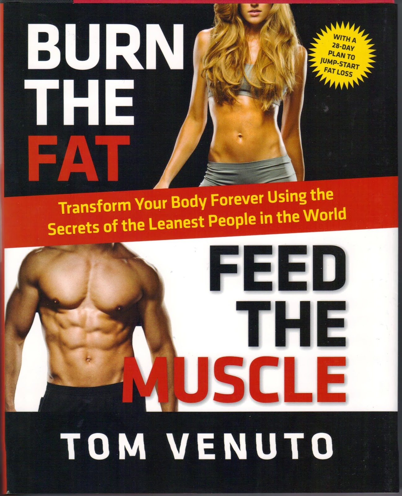 weighty matters t book review tom venuto s burn the fat feed