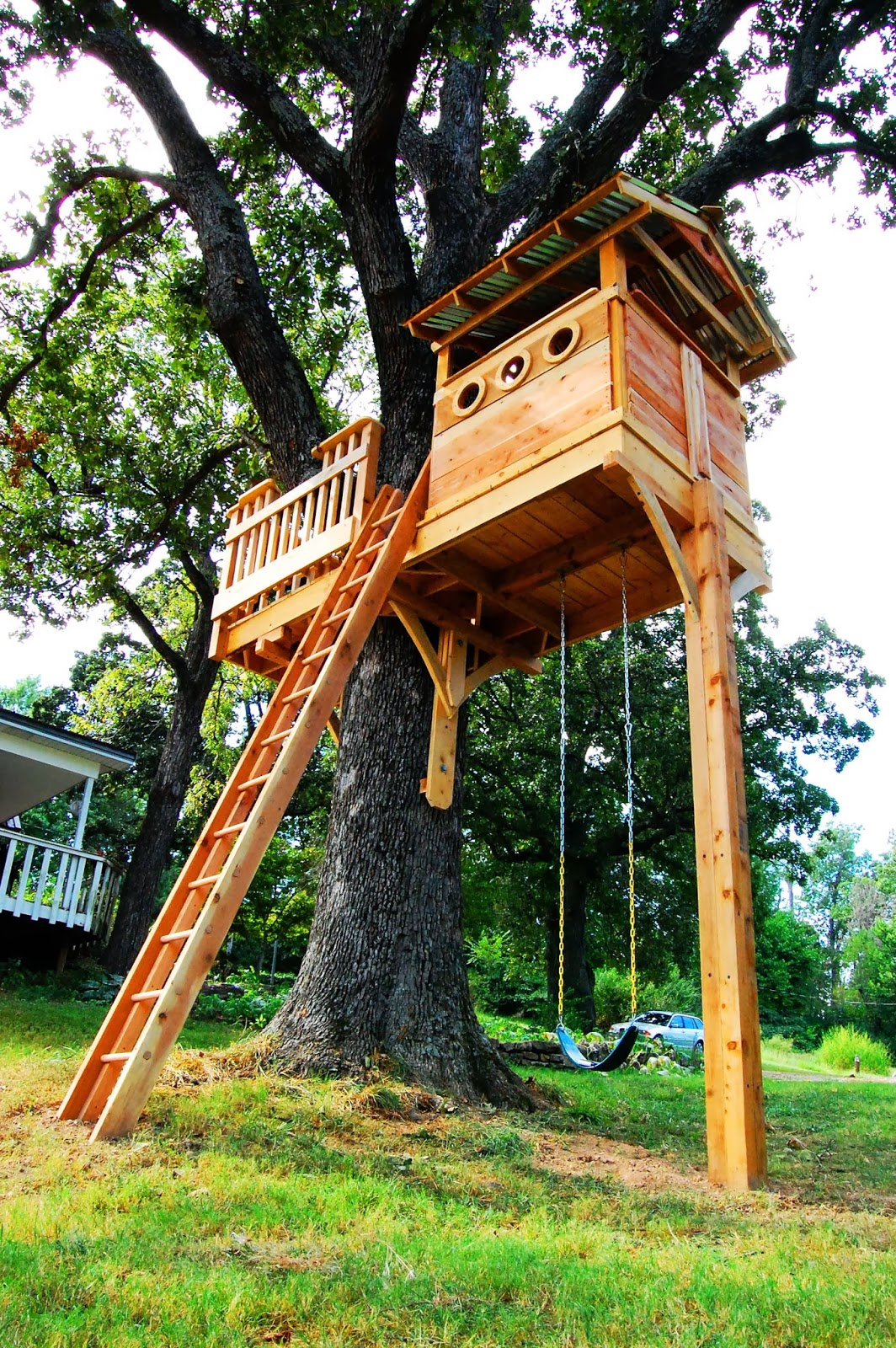 Viewing Gallery For   Unique Tree Houses